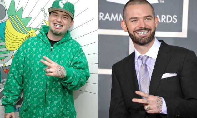 Paul Wall looks like a completely different person. Still tippin'.