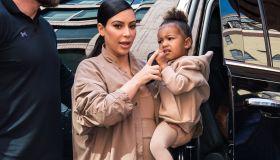 Celebrities attend Kanye West's Yeezy Season 2 show