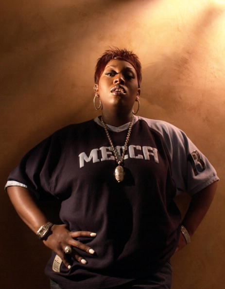 Missy Elliott was one of the biggest stars of the '90s.