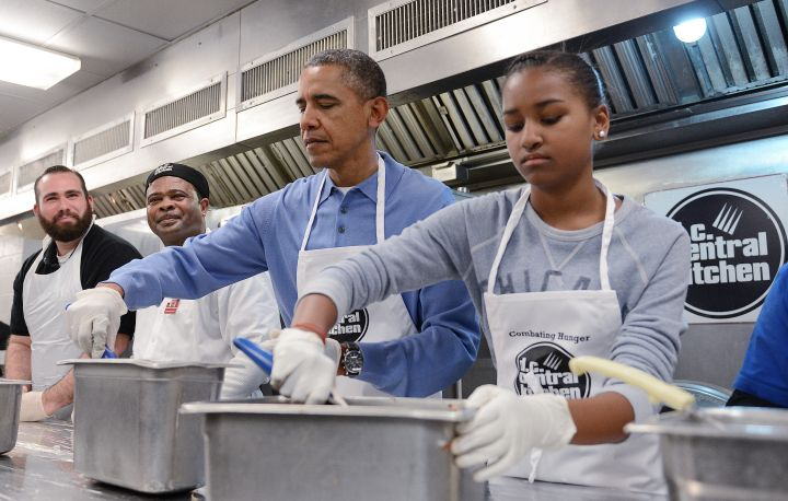 President Honors Martin Luther King, Jr With Day of Service