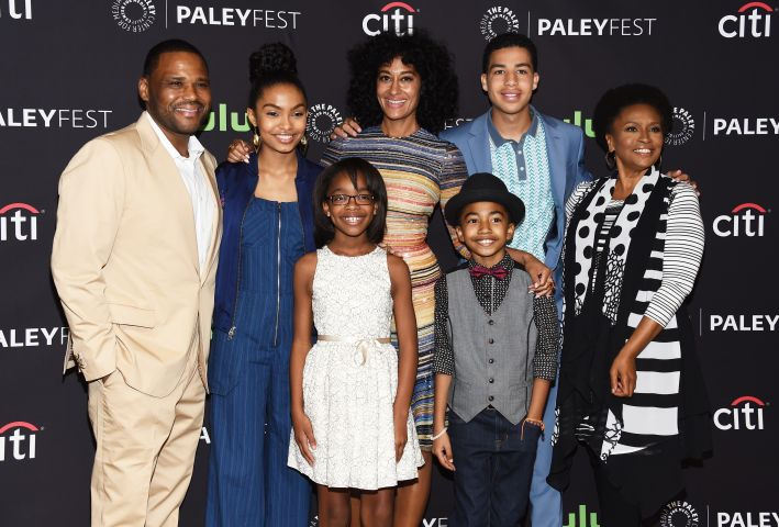 The Paley Center For Media's 33rd Annual PaleyFest Los Angeles - 'Black-ish' - Arrivals