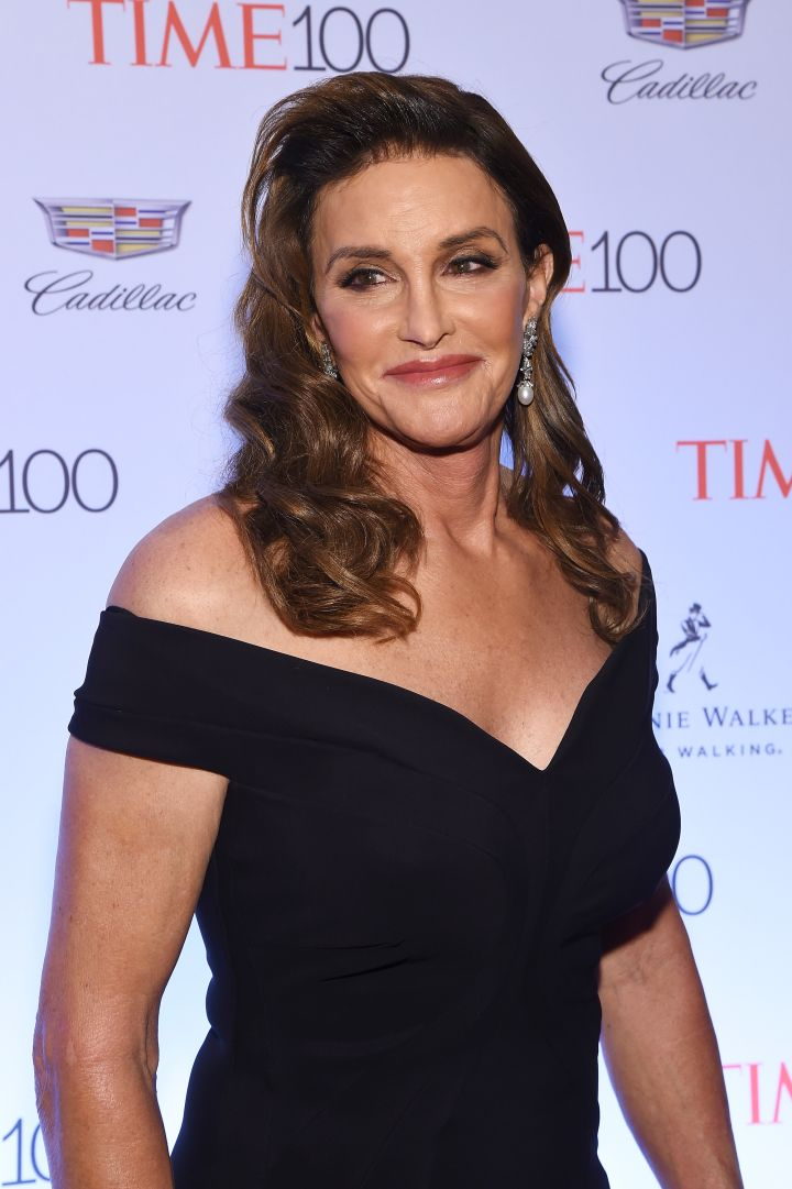NOW: Caitlyn Jenner