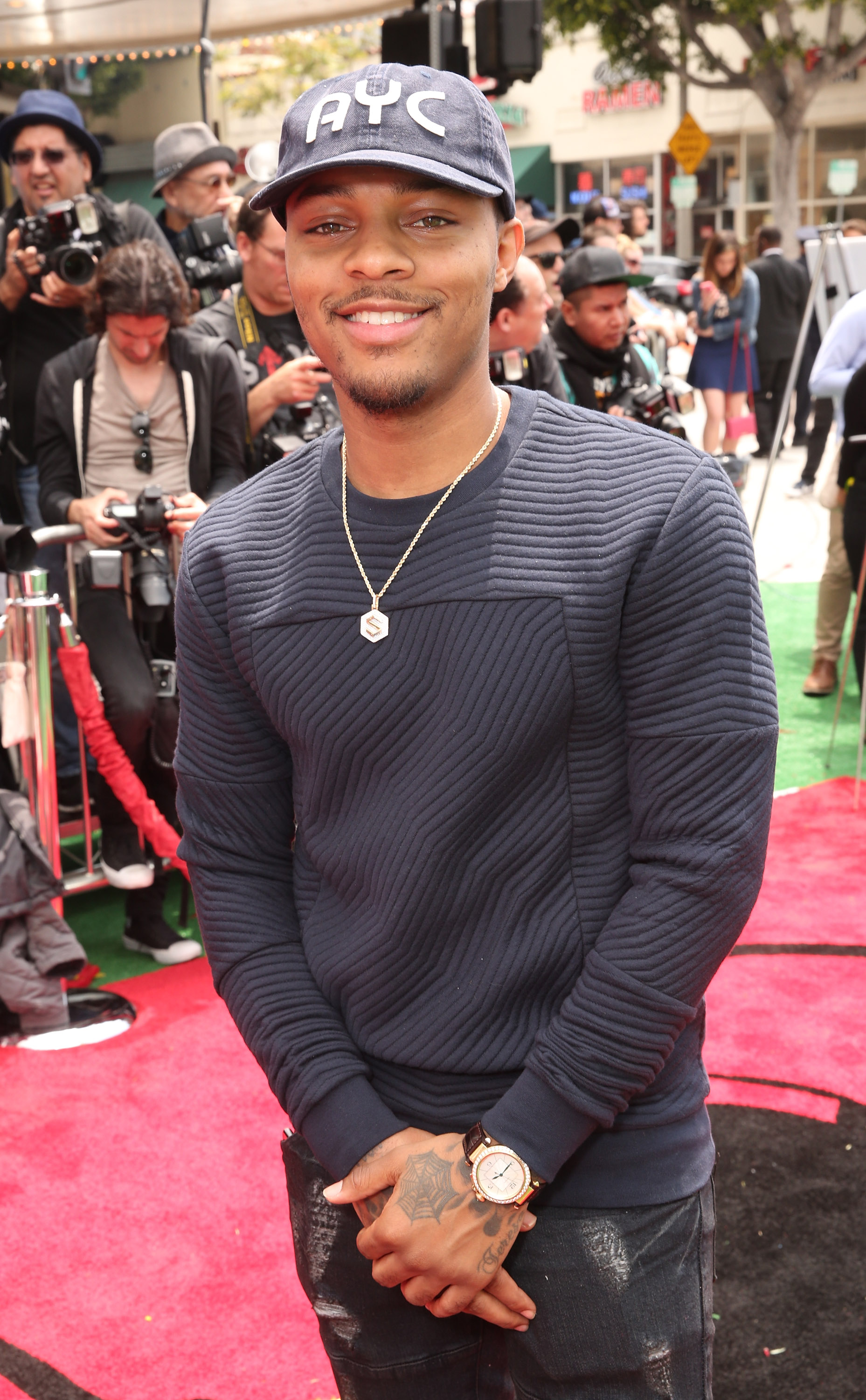 Premiere Of Sony Pictures' 'Angry Birds' - Red Carpet