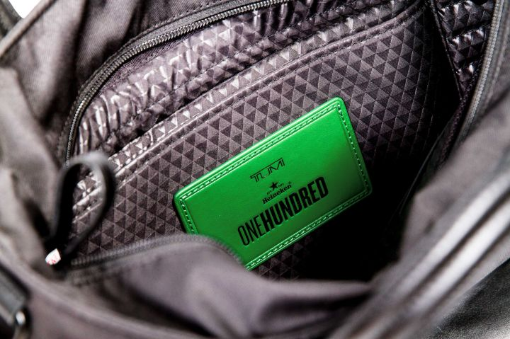 A Peek Inside Heineken & TUMI's capsule collection