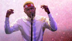 Review of r&b crooner Frank Ocean's debut Los Angeles showat the El Rey Theatre on Nov. 15, 2011 in