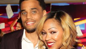 Sony Pictures 'THINK LIKE A MAN TOO' Washington DC Red Carpet Screening With Michael Ealy And Meagan Good