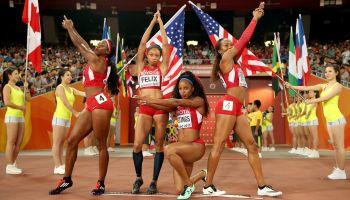15th IAAF World Athletics Championships Beijing 2015 - Day Nine