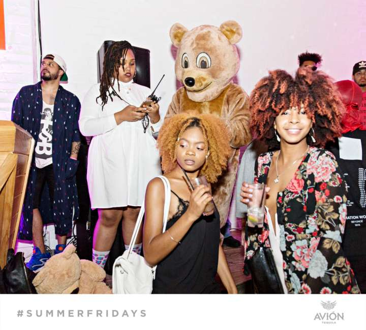 "Party-goers Enjoy The Festivities At Team Epiphany's ""The Sleepover"" Pajama Party"