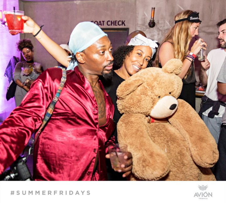 """Party-goers Enjoy The Festivities At Team Epiphany's """"The Sleepover"""" Pajama Party"""