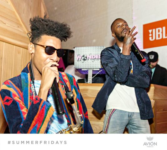 Goldlink and Masego