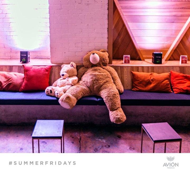 "#SummerFridays ""The Sleepover"" Pajama Party"