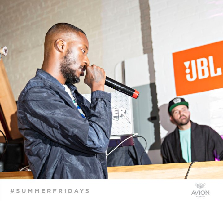 """GoldLink Performs At """"The Sleepover"""" For Team Epiphany's Summer Series #SummerFridays"""