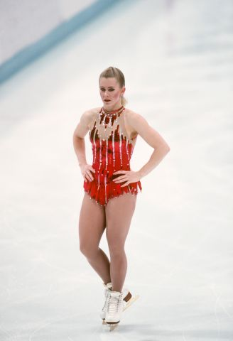 1994 Olympics - Women's Figure Skating