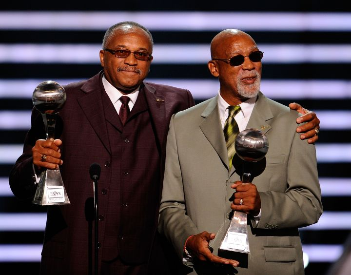 NOW: Tommie Smith and John Carlos