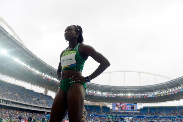 Rio 2016 track and field