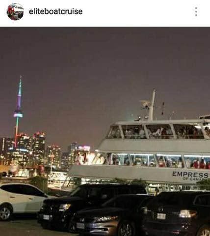 Caribana elite boat cruise