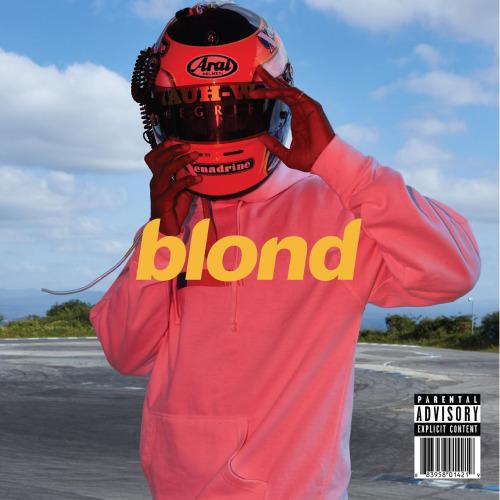 'Blonde' by Frank Ocean