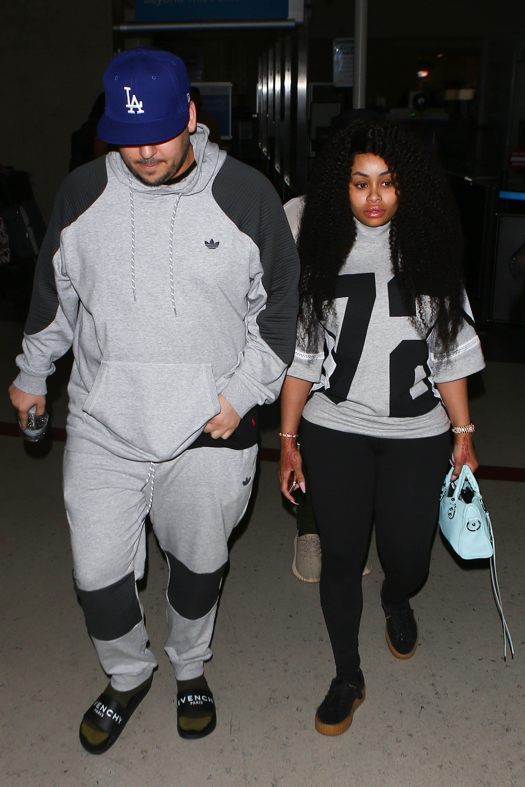 Celebrity Sightings In Los Angeles - March 14, 2016