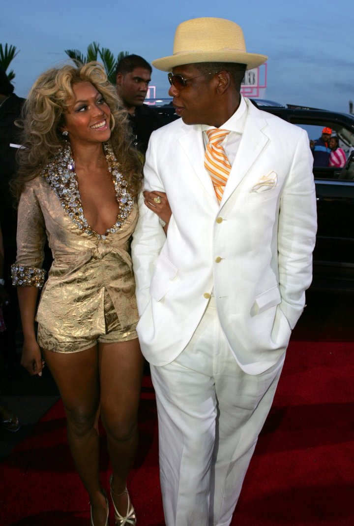 Beyonce & Jay Z are the GOAT couple of every award show.