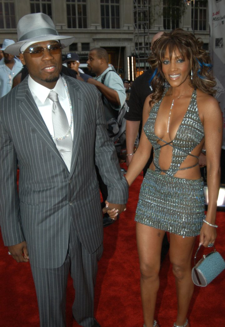 2003 was a great year for 50 Cent. He and Vivica A. Fox were a sexy couple before things went awry.