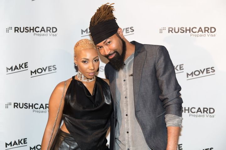 "Rush Card's ""Make Moves"" Tastemakers Dinner In NYC"
