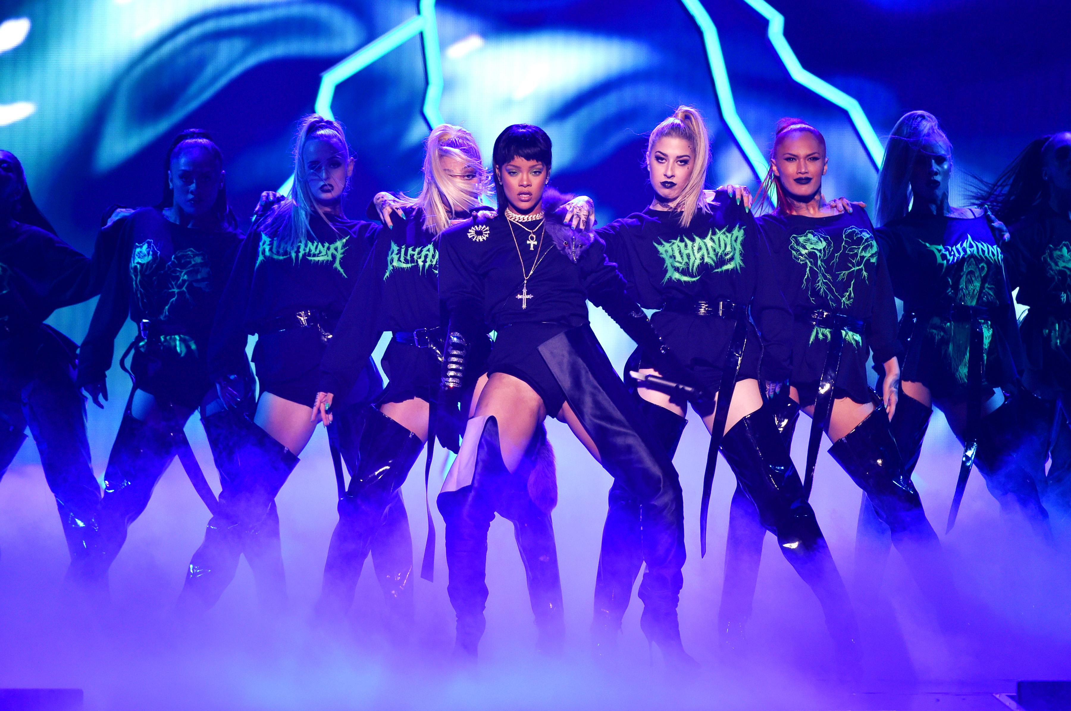 2016 MTV Video Music Awards - Inside