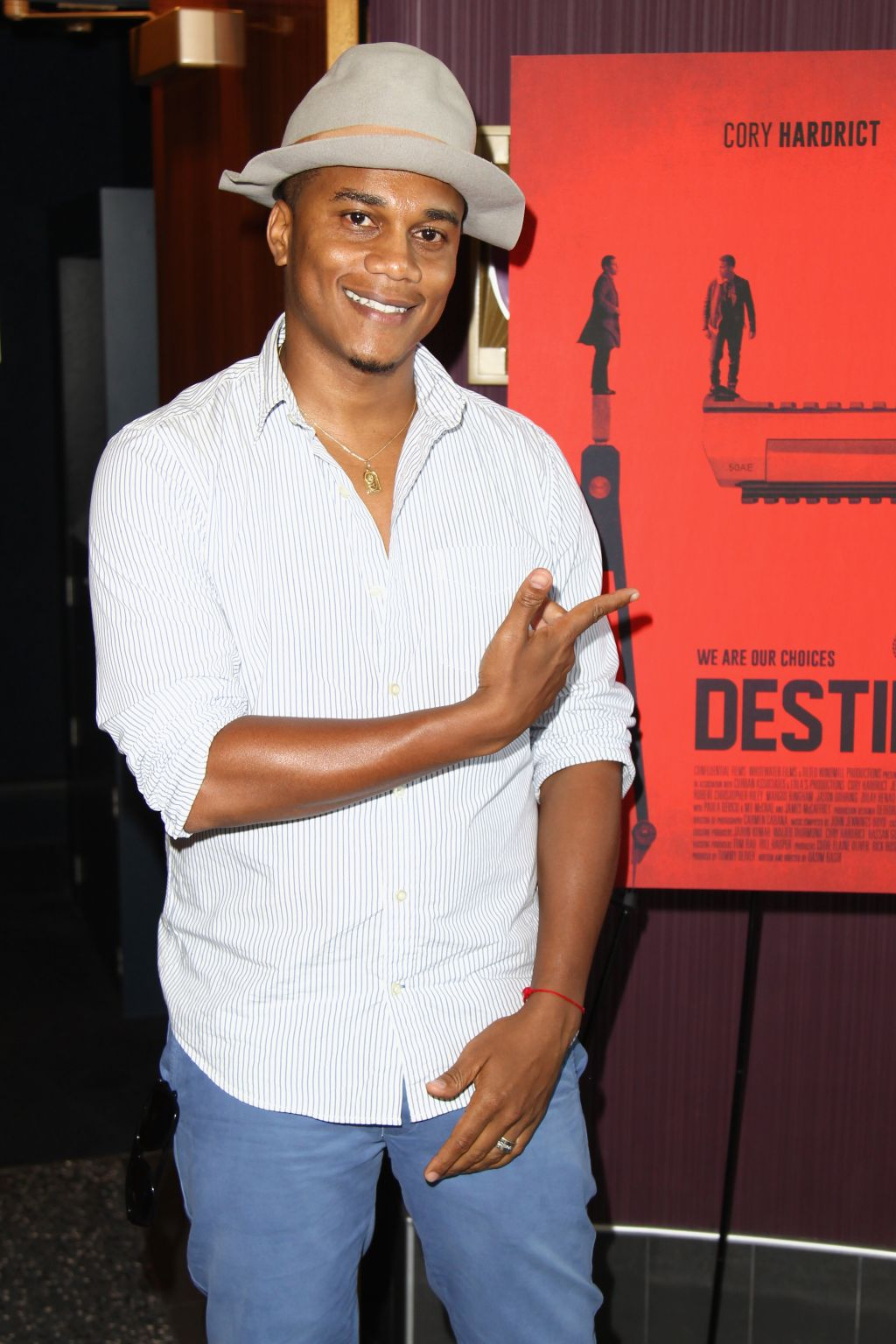 2016 BET Experience - ABFF Encore @ BET Experience Screening 'Destined'