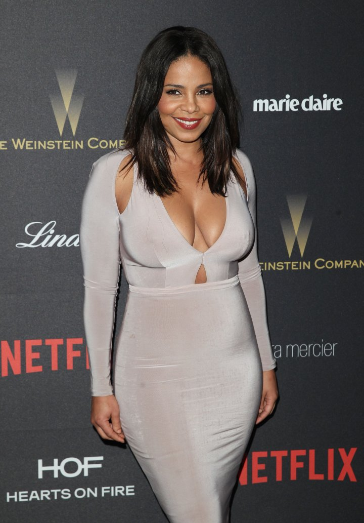 Clearly, Sanaa Lathan has found the fountain of youth.