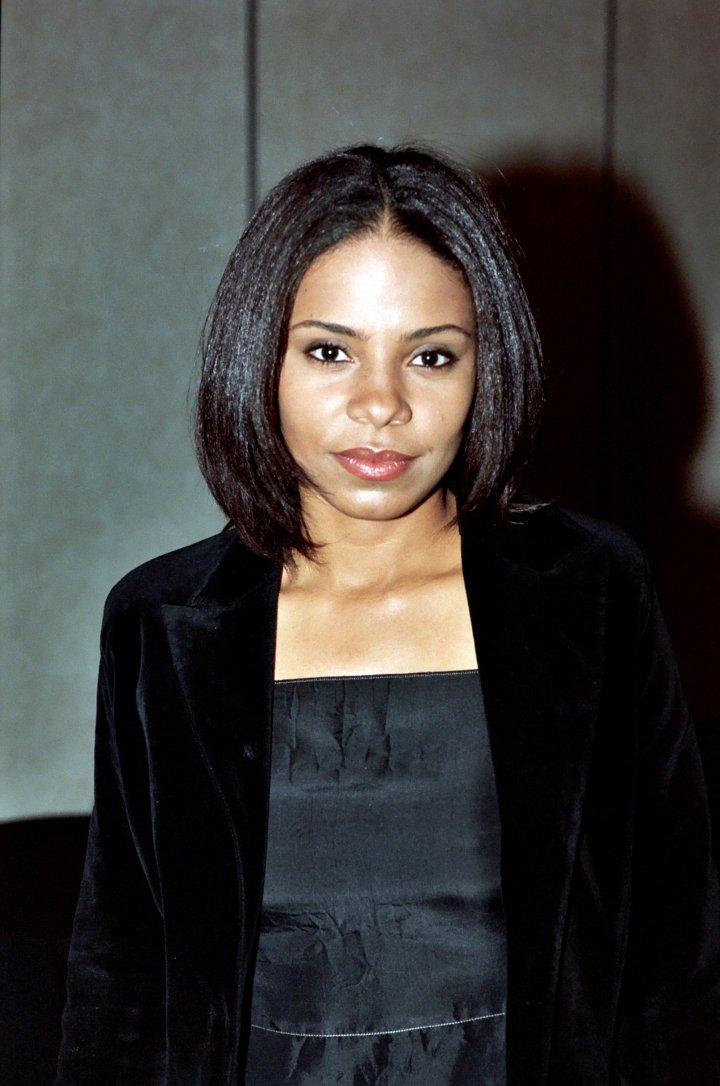 A fresh-faced Sanaa Lathan was Hollywood's go-to girl in the early '90s.