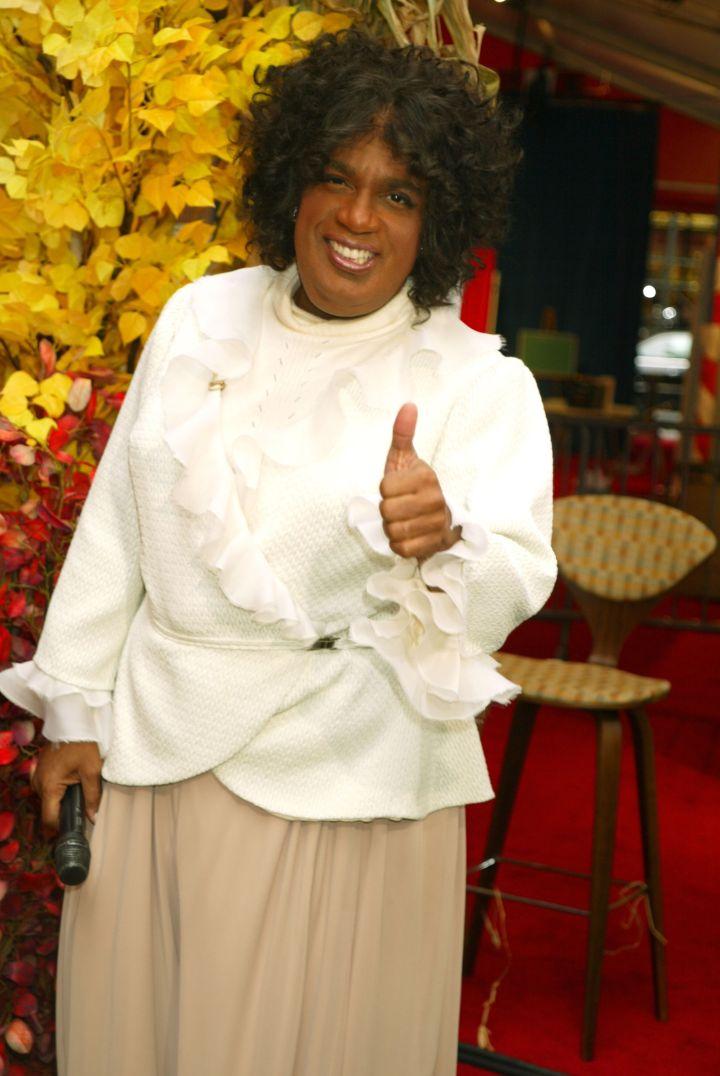 Al Roker as Oprah is not something we want to see again.