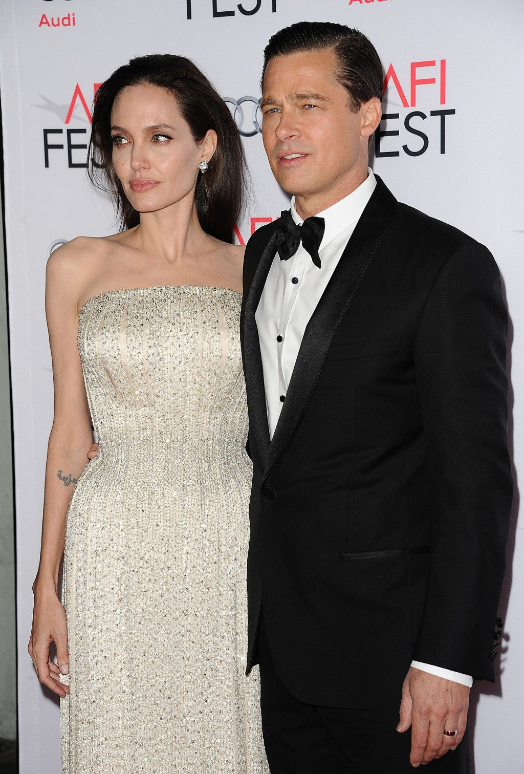 AFI FEST 2015 Presented By Audi Opening Night Gala Premiere Of Universal Pictures' 'By the Sea' - Arrivals