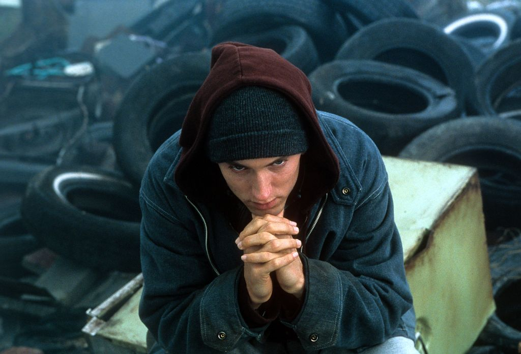 Eminem In '8 Mile'