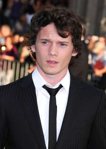 Archive Images of Actor Anton Yelchin
