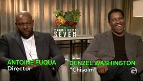 Denzel Washington Reacts To Being An Instagram Meme