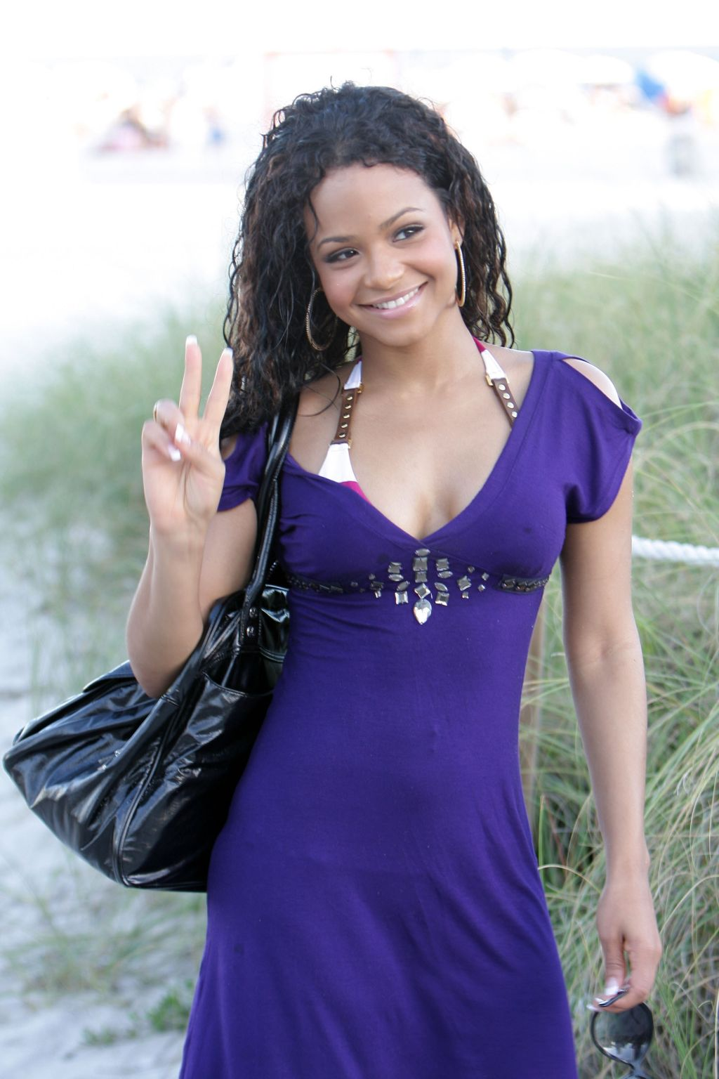 Celebrity Sightings in Miami Beach - New Year's Eve 2008
