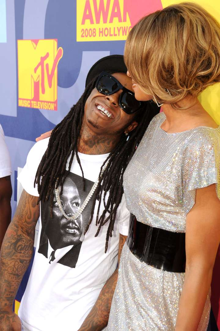 Lil Wayne admitted to having a crush on Ciara back in 2006. They both have since moved on, but remain friends.
