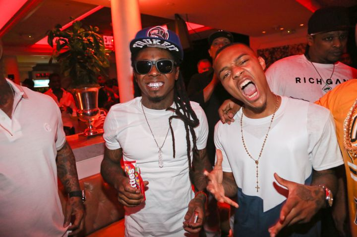 """Bow Wow and Wayne go back to their """"Lil"""" days."""