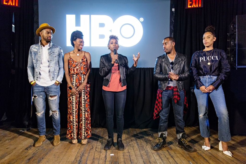 HBO Insecure Block Party