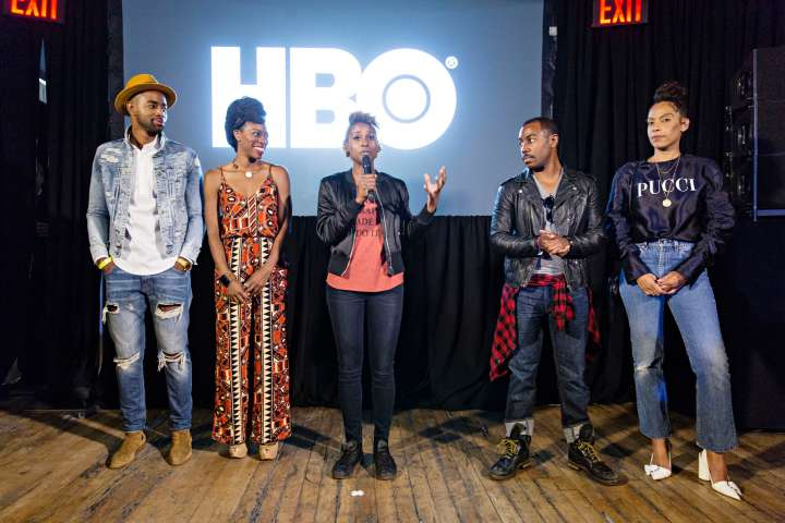 The Cast Of HBO's New Series 'Insecure.'