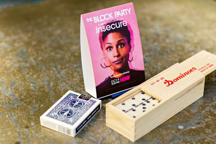 HBO's 'Insecure' Block Party In Brooklyn.