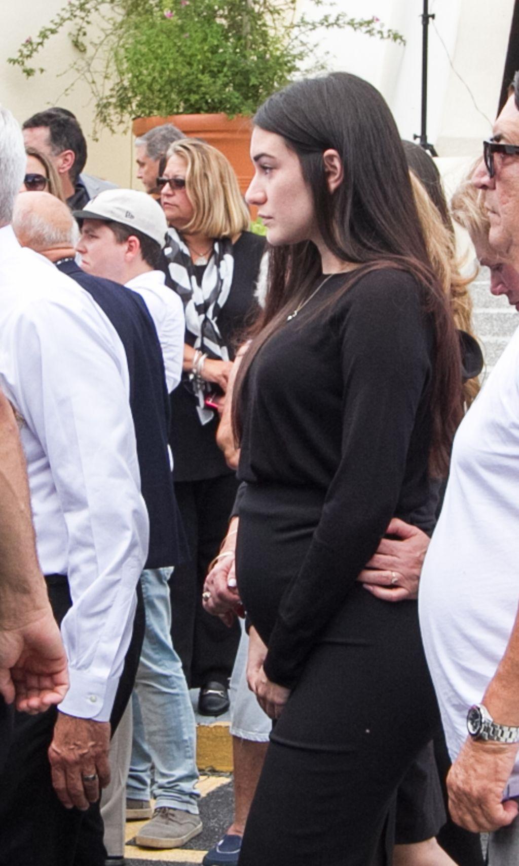 Jose Fernandez Funeral Procession And Public Memorial