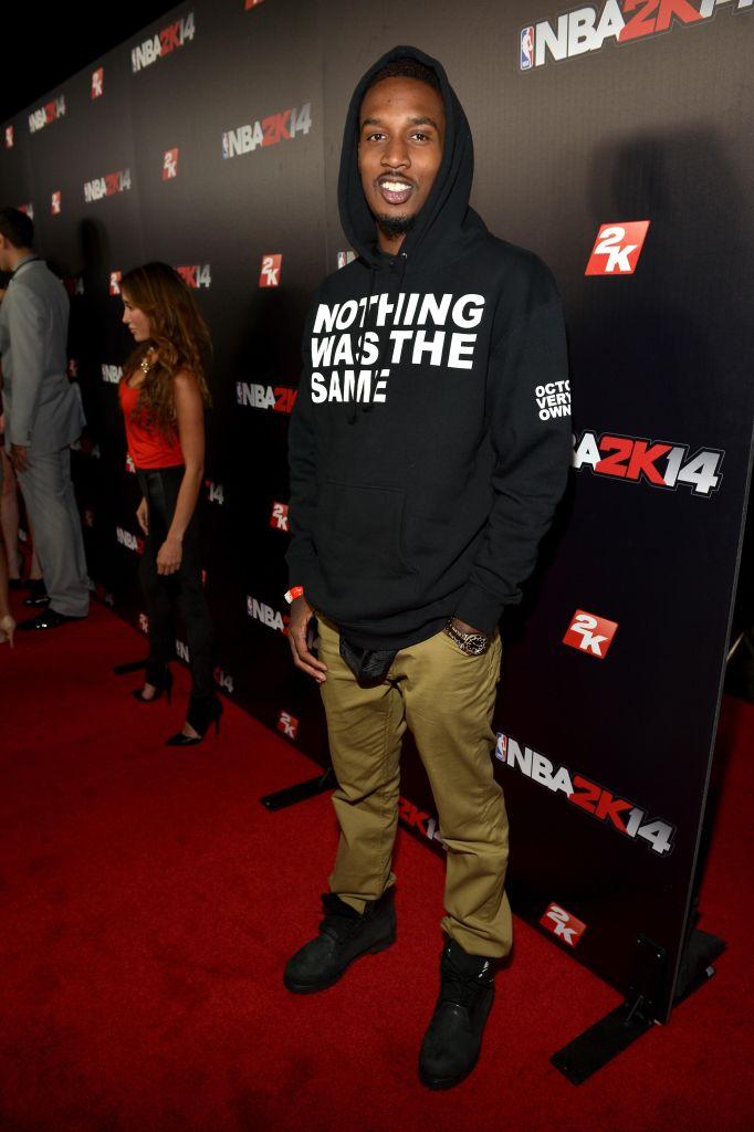 NBA 2K14 Premiere Party At Greystone Manor