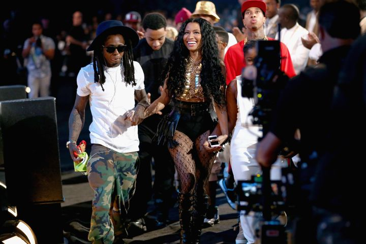 Since discovering Nicki Minaj in 2008, the pair have been loyal comrades.