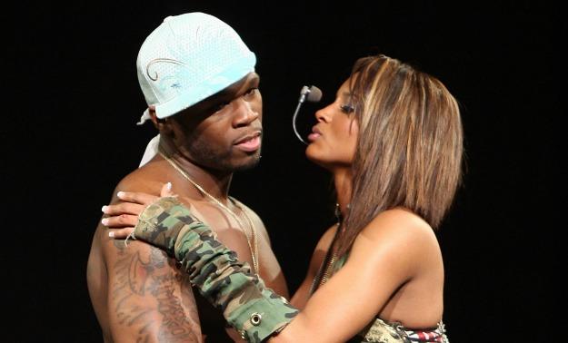 Ciara & 50 Cent