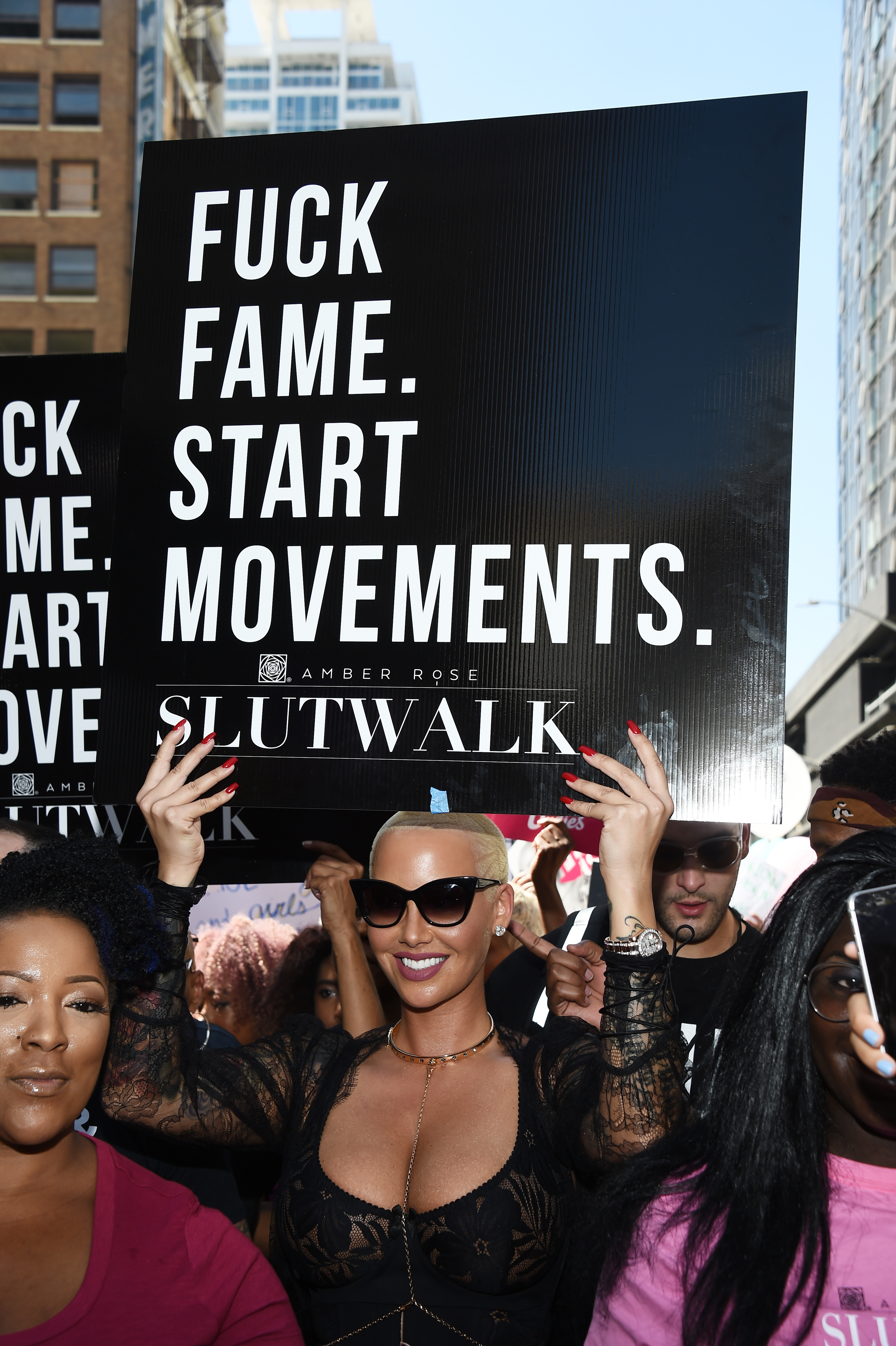 Amber Rose SlutWalk 2016