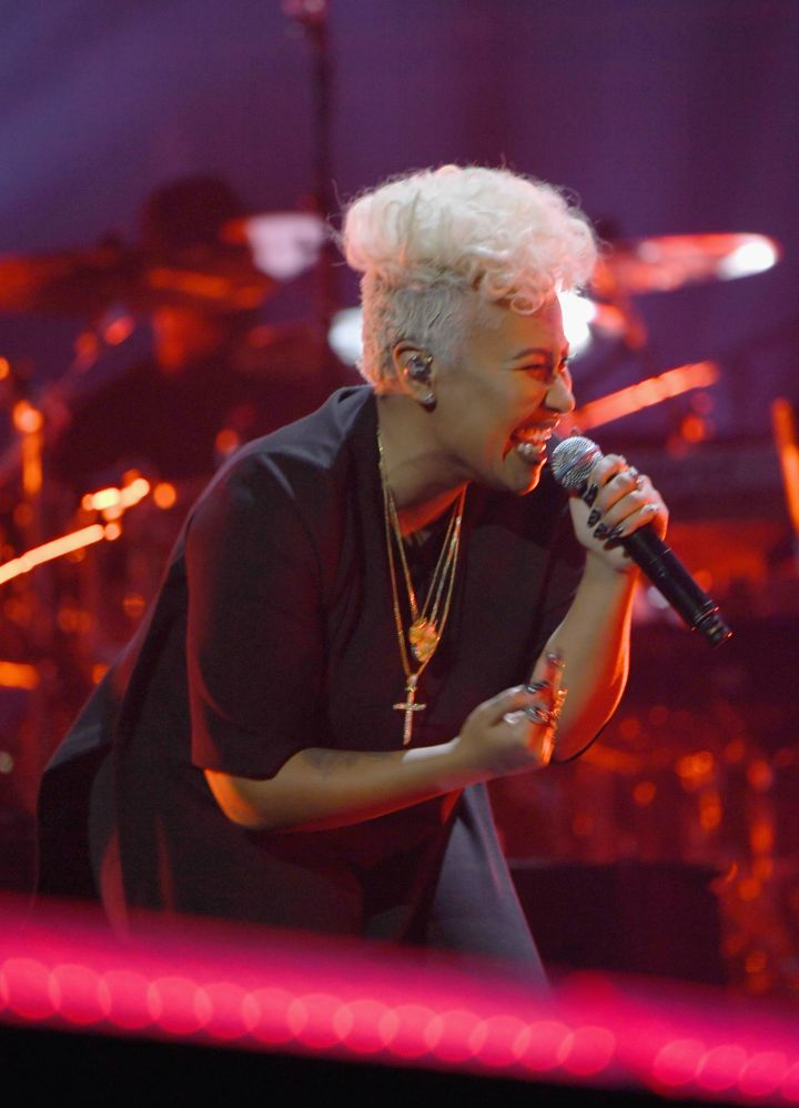 Emeli Sandé put on a truly amazing performance.