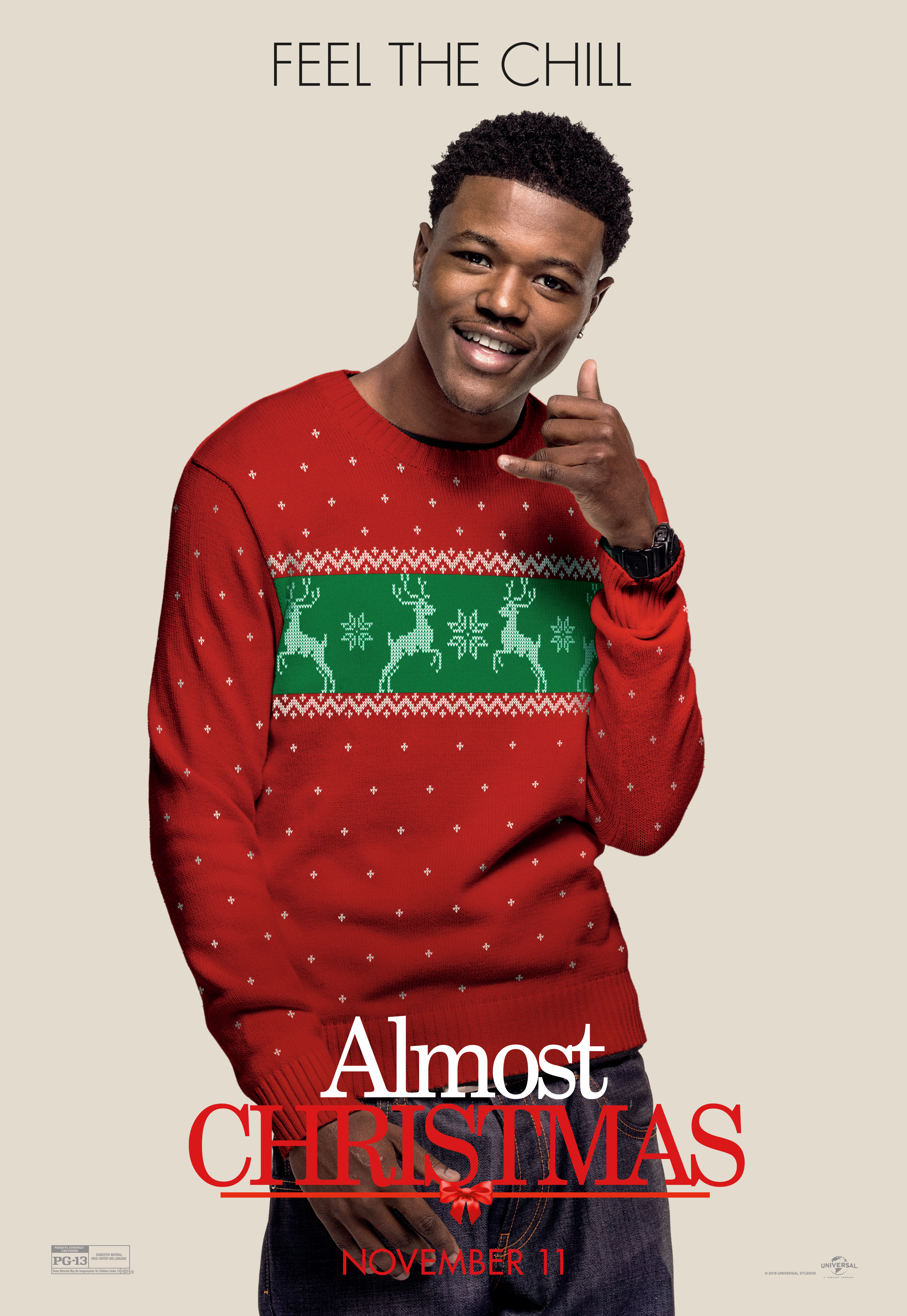 Almost Christmas Posters