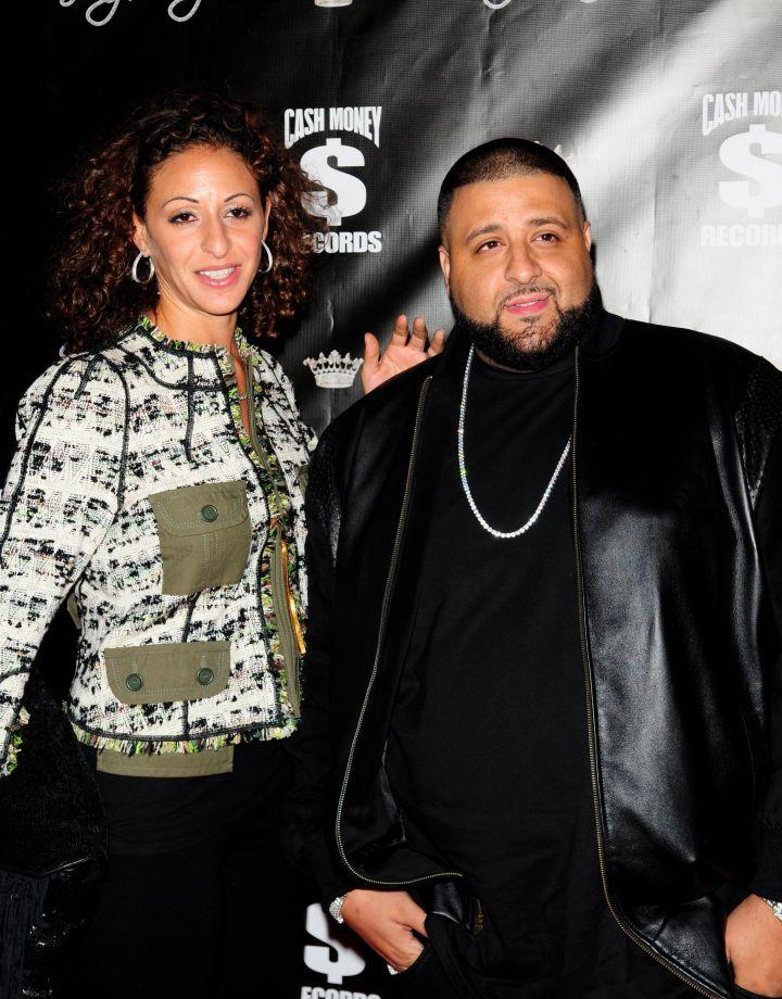 DJ Khaled & Nicole Tuck
