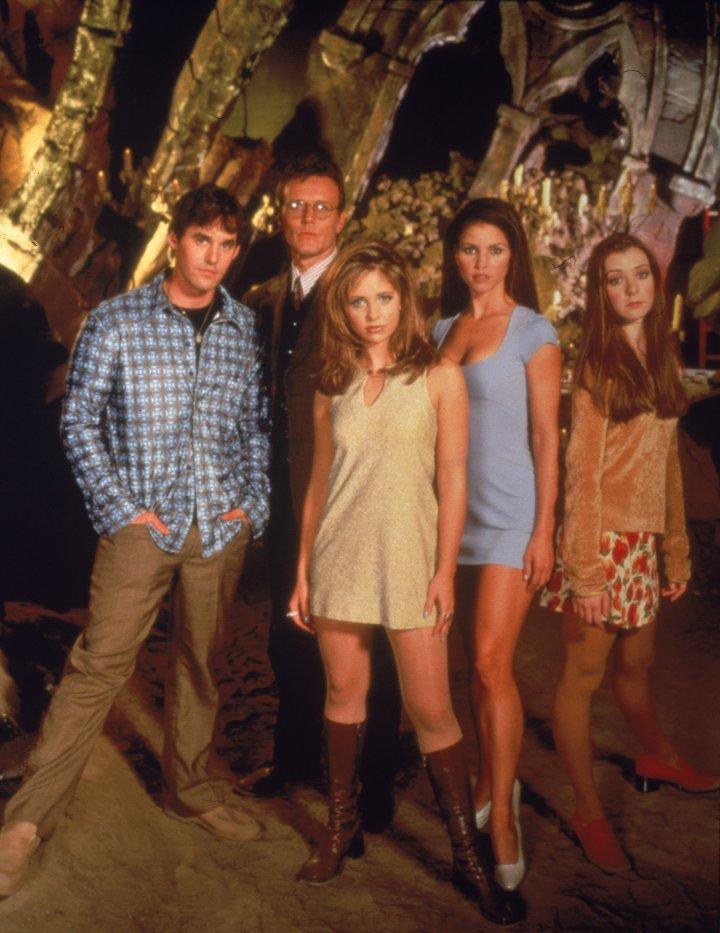 Buffy The Vampire Slayer (1997-2003)
