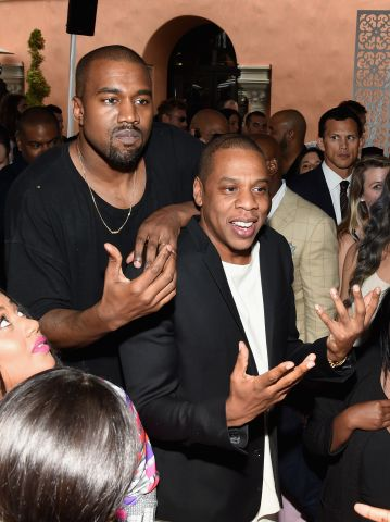 Roc Nation And Three Six Zero Pre-GRAMMY Brunch 2015 - Inside